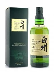 Hakushu 12 Year Old Single Malt Whisky 700ml