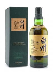 Hakushu 18 Year Old Single Malt Whisky 700ml