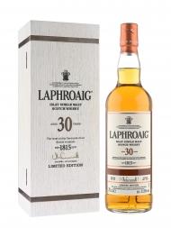 Laphroaig 30 Year Old Single Malt Scotch Whisky 700ml