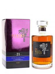 Suntory Hibiki 21 Year Old Blended Whisky 700ml