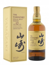 Yamazaki 12 Year Old Single Malt Whisky 700ml