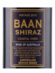 Salomon Bin 4 Baan Shiraz & Co 2015