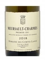 Domaine Comtes Lafon Meursault Charmes 1er Cru 2018