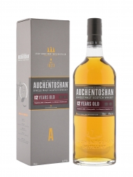 Auchentoshan 12 Year Old Single Malt Scotch Whisky 700ml