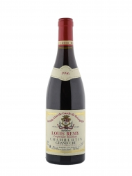 Domaine Louis Remy Chambertin Grand Cru 1996