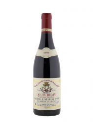 Domaine Louis Remy Chambolle Musigny Derriere la Grange 1er Cru 1999