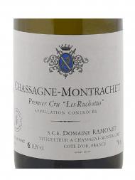 Ramonet Chassagne Montrachet les Ruchottes 1er Cru 2012