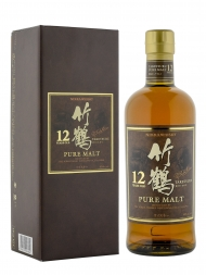 Nikka Taketsuru 12 Year Old Pure Malt 700ml