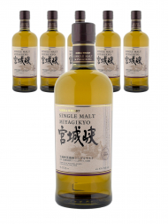 Nikka Miyagikyo Single Malt NV 700ml - 6bots