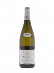 Collection Bellenum Meursault Villages 2009