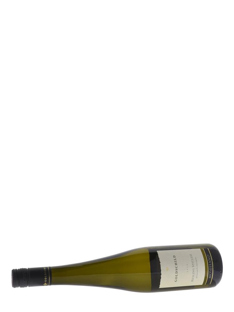 Moselland Goldschild Mudener Funkenberg Riesling Spatlese 2016