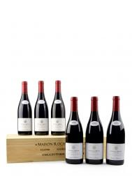 Collection Bellenum Assortment CDL Roche Grand Cru 6 bottles (96,97,98,99,00,01) MV