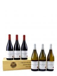 Maison Roche de Bellene Assortment 6 bottles Red & White Wines 2011