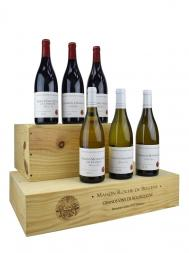 Maison Roche de Bellene Assortment 6 bottles Red & White Wines 2012