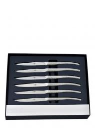Forge de Laguiole Table Knives by Philippe Starck T6LOG Set of 6