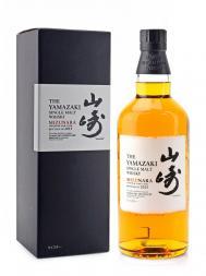 Yamazaki Mizunara Single Malt Whisky 2013 700ml