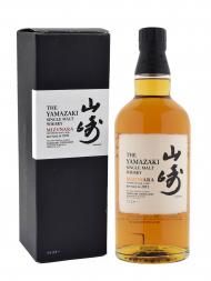 Yamazaki Mizunara Single Malt Whisky 2011 700ml