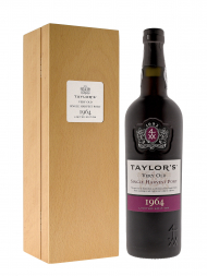 Taylor Very Old Single Harvest Port 1964 w/box