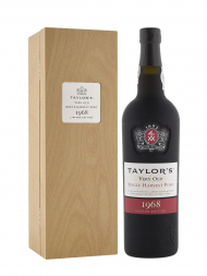Taylor Very Old Single Harvest Port 1968 w/box