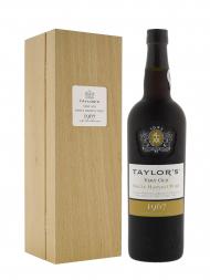 Taylor Very Old Single Harvest Port 1967 w/box