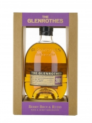 Glenrothes Single Malt Scotch Whisky 2001 700ml