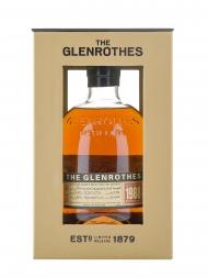 Glenrothes Single Malt Scotch Whisky 1988 700ml