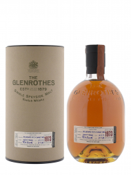 Glenrothes Single Malt Scotch Whisky 1973 700ml