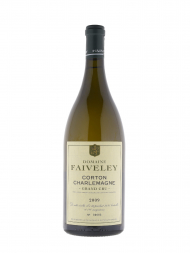 Faiveley Corton Charlemagne Grand Cru 2009 1500ml