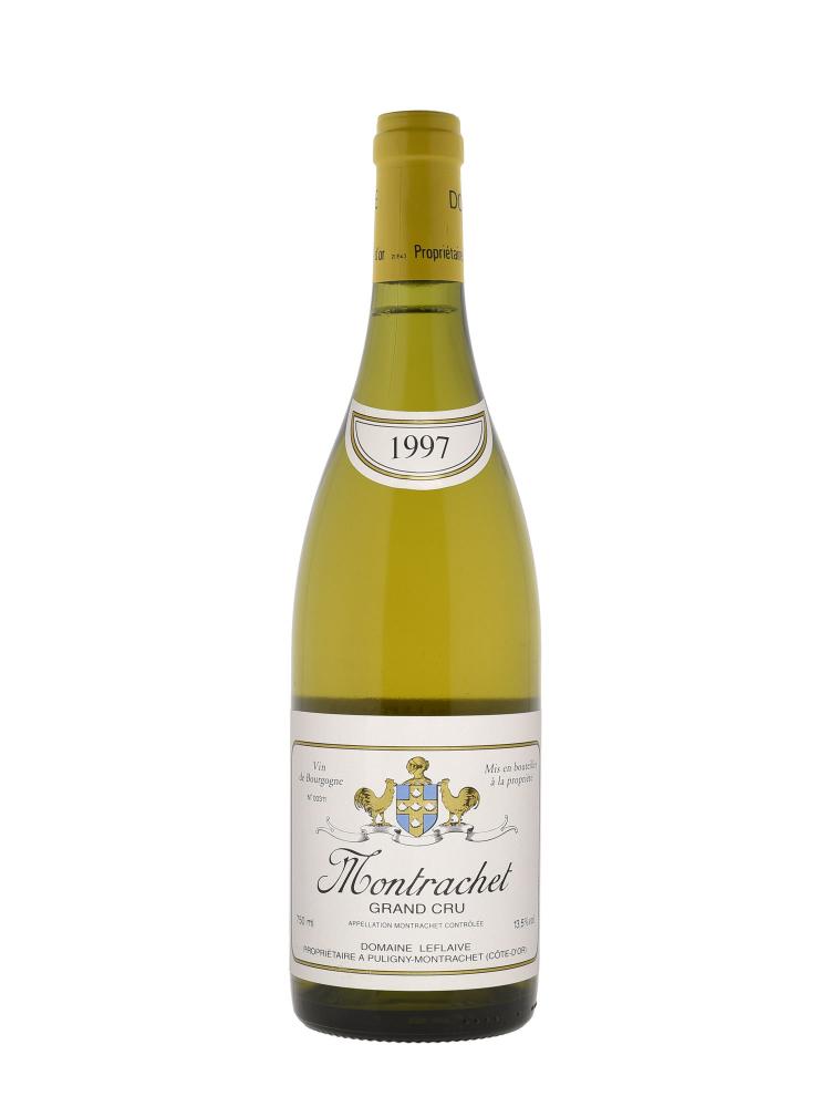 Leflaive Montrachet Grand Cru 1997