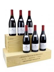 Collection Bellenum Assortment Chambolle Musigny Derriere La Grange 6 bottles (92,98,99,01,02,04) MV