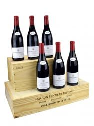 Collection Bellenum Assortment Latricieres Chambertin Grand Cru 6 bottles (02,03,04,05,06,07) MV