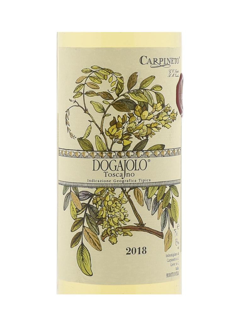 Carpineto Dogajolo Bianco 2018 - 6bots