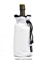Pulltex Champagne Cooler Bag White 109610