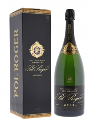 Pol Roger Brut 2002 w/box 1500ml