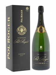 Pol Roger Brut 2006 w/box 1500ml