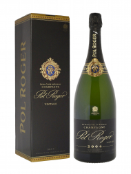 Pol Roger Brut 2004 w/box 1500ml