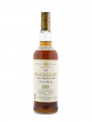 Macallan 1979 18 Year Old Sherry Oak (Bottled 1997) 700ml