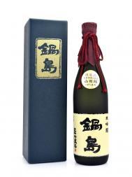 Sake Nabeshima Daiginjo Fukuchiyo 720ml
