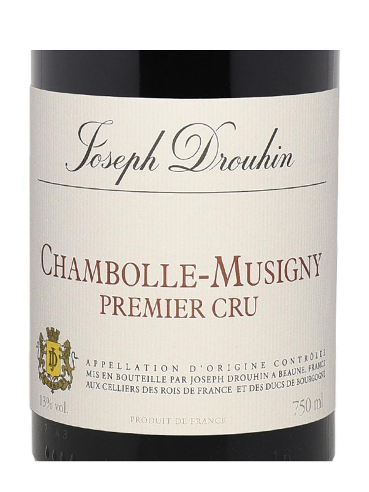 Joseph Drouhin Chambolle Musigny 1er Cru 2015