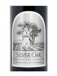 Silver Oak Cabernet Sauvignon Alexander Valley 2016 1500ml