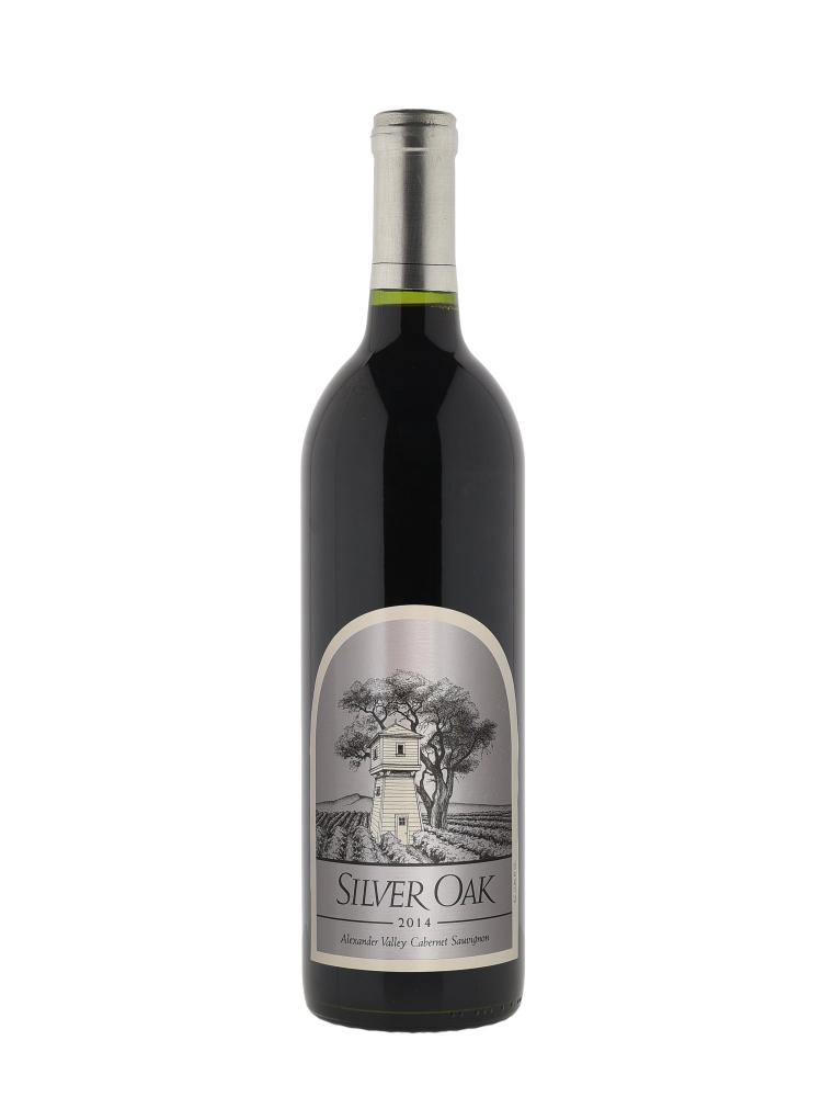 Silver Oak Cabernet Sauvignon Alexander Valley 2014 - 6bots