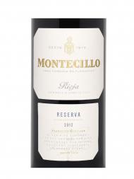 Montecillo Reserva 2012 - 6bots