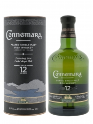 Connemara 12 Year Old Peated Single Malt Irish Whisky 700ml