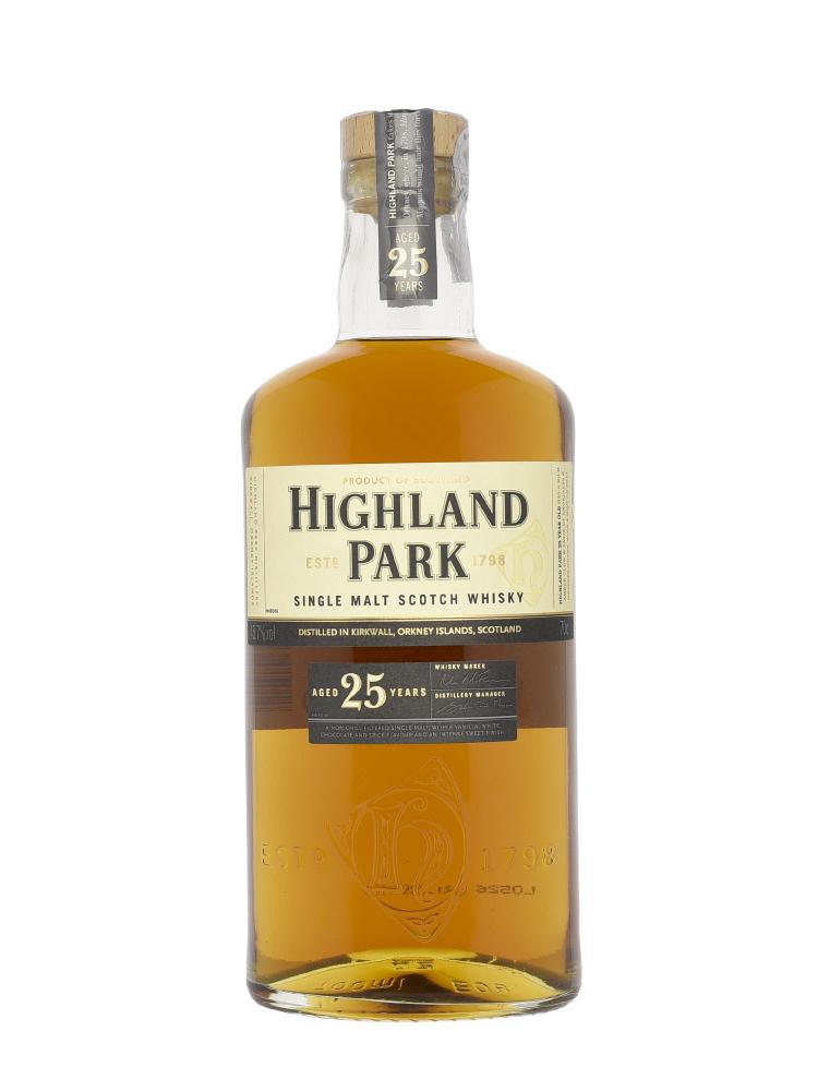 Highland Park 25 Year Old 700ml