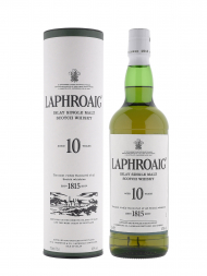 Laphroaig 10 Year Old Single Malt Whisky 700ml
