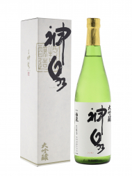 Sake Shinsen Daiginjo Higashi, Ishikawa 720ml