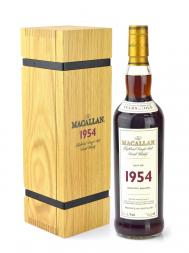 Macallan 1954 47 Year Old Fine & Rare Single Malt Cask 1902 (Bottled 2002) 700ml