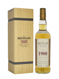 Macallan 1988 23 Year Old Fine & Rare Single Malt Cask 12202 (Bottled 2011) 700ml