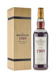 Macallan 1989 21 Year Old Fine & Rare Single Malt Cask 3247 (Bottled 2010) 700ml