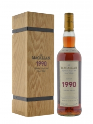 Macallan 1990 22 Year Old Fine & Rare Single Malt Cask 24706 (bottled 2013) 700ml